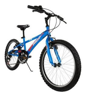 Bicicleta Rodado 20 Con Cambios Philco