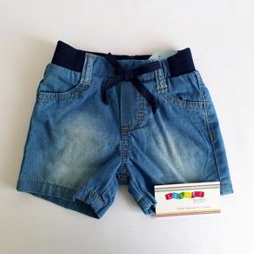 6644cb903 Short Jeans Cordao Na Frente - Calçados, Roupas e Bolsas no Mercado ...