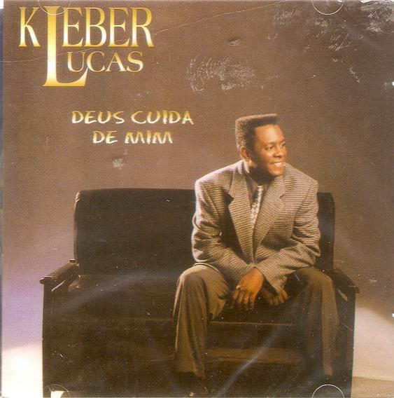 Cd Kleber Lucas - Deus Cuida De Mim - Novo Lacrado***
