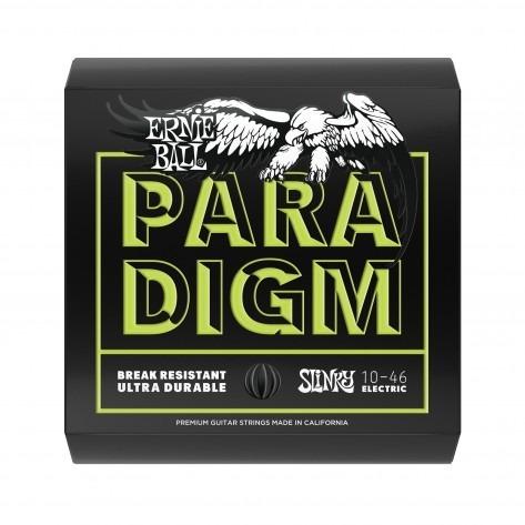 Encordoamento Guitar Ernie Ball 010 Paradigm Regular Slinky