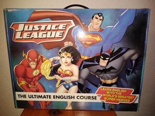 Curso De Ingles La Liga De La Justicia Nuevo-original