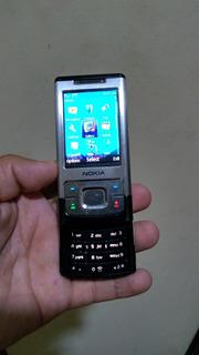 Nokia 6500 Rm-240 Slider Libre De Operador