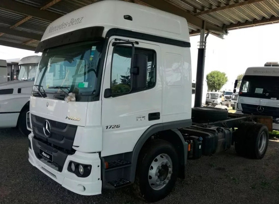 Mercedes Benz Atego 1726/36 Techo Alto 0km 2020 Besten Junin