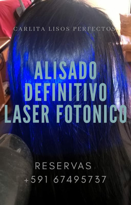 Alisado Definitivo Laser Fotonico