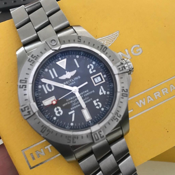 Breitling Avenger Seawolf 45mm Automatic Impecável
