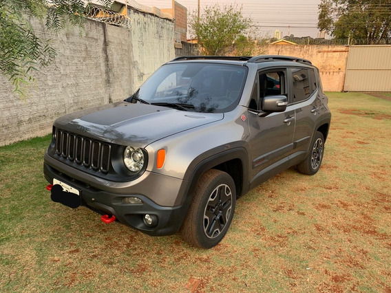 Jeep Renegade 2.0 Trailhawk 4x4 Aut. 5p 2017