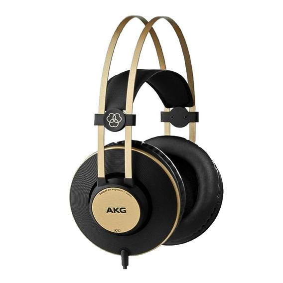 Fone De Ouvido Akg K92 Headphone Monitor Profissional K 92