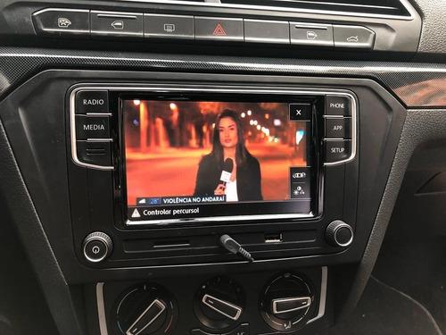 Imagem 1 de 1 de Cardápio Vw Desbloqueio + Tv Full Hd