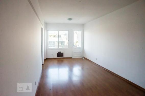 Apartamento No 5º Andar Com 1 Dormitório E 1 Garagem - Id: 892945059 - 245059