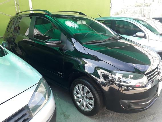 Volkswagen Spacefox 1.6 Trend Total Flex I-motion 5p 2012