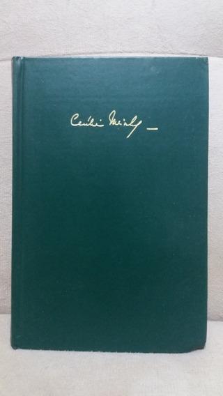 Cecília Meireles Poesia Completa Volume Único - Nova Aguilar