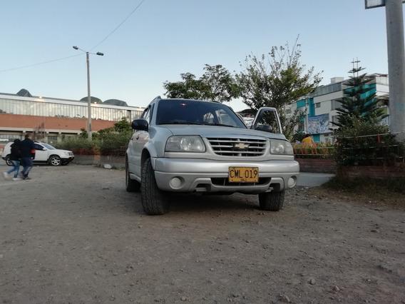Chevrolet Gran Vitara Motor 2000 Cc 4wd Mecanica