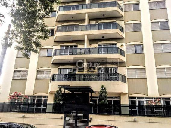 Apartamento Para Locação No Centro Da Cidade - R$2.000,00 - Edifício Solar Da Primavera - Indaiatuba/sp! - Ap0248