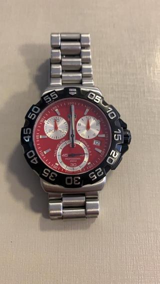 Relógio Tag Heuer Fórmula 1 Cah 1112