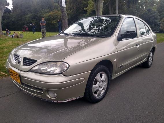 Renault Megane 1.4 Mec.a.a.full Equipo