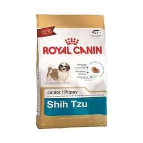 Ração Royal Canin Shih Tzu Junior / Filhote - 1kg