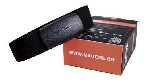 Cinta Magene Elastica Padrão Garmin Edge Bluetooth