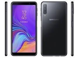 Telefono Samsung Galaxy A7 Año 2018 De 64 Gb