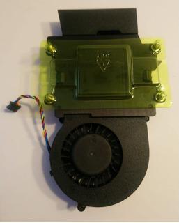 Alienware Steam Machine Series Heatsink Cpu Fan 0dp81v