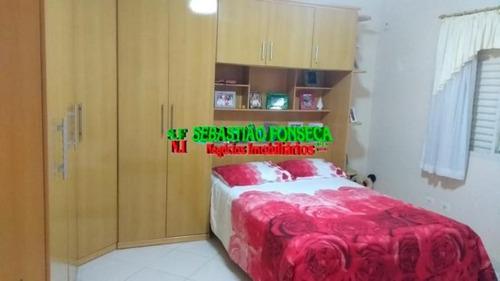 Troco Por Apartamento -linda Casa, 03 Dormitórios, Cidade Jardim Em Jacareí - 1138