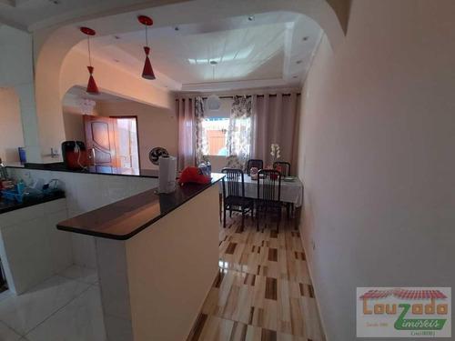 Imagem 1 de 11 de Casa Para Venda Em Peruíbe, Arpoador, 2 Dormitórios, 1 Suíte, 1 Banheiro, 2 Vagas - 3690_2-1195098