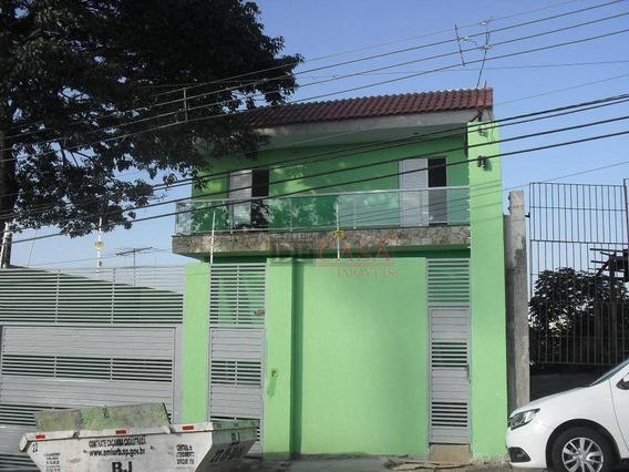 Sobrado Com 2 Dormitórios À Venda, 70 M² Por R$ 282.900 - Itaquera - São Paulo/sp - So2948
