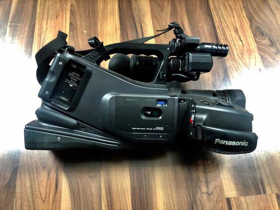 Câmera Profissional Panasonic Ag Dvc60