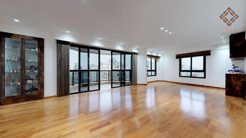 Imagem 1 de 30 de Apartamento Com 3 Dormitórios À Venda, 180 M² Por R$ 3.000.000,00 - Higienópolis - São Paulo/sp - Ap45644
