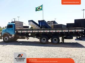 Caminhão Mercedes-benz Mb 2013 Truck 6x2 Carroceria