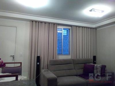 Apartamento Residencial À Venda, Vila Industrial, Campinas - Ap3680. - Ap3680