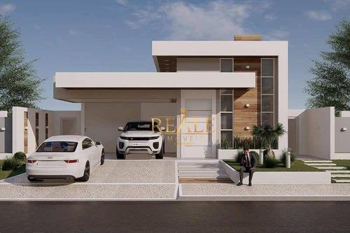 Imagem 1 de 30 de Casa Com 3 Dormitórios À Venda, 233 M² Por R$ 1.280.740 - Condomínio Santa Isabel - Louveira/sp - Ca1481