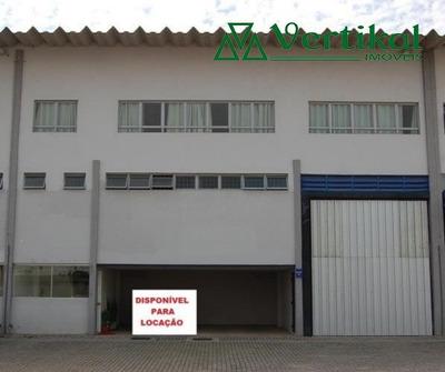 Galpao Comercial Para Locacao, Jardim Do Rio Cotia, Cotia. - L-2507