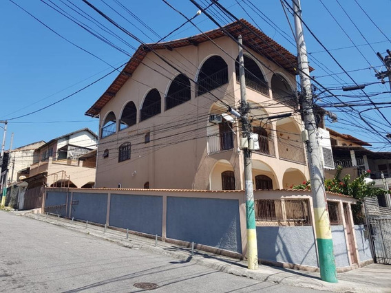 Casa Em Nova Cidade, São Gonçalo/rj De 275m² 5 Quartos À Venda Por R$ 690.000,00 - Ca215410
