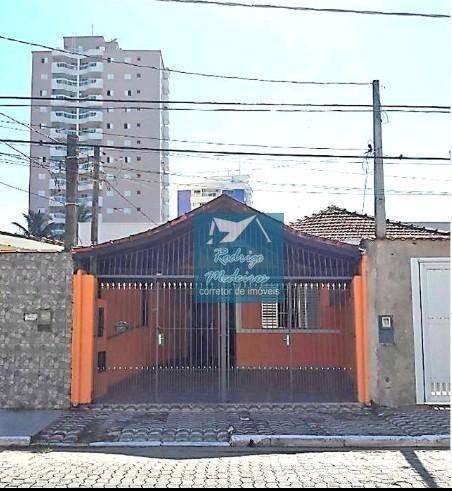 Casa Com 2 Dormitórios À Venda, 84 M² Por R$ 265.000 - Aviação - Praia Grande/sp - Ca0029