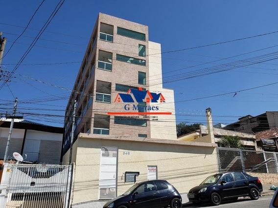 Apartamento Com 2 Quartos Novo 43 M² A 350 M Do Metrô Artur Alvim - 386av