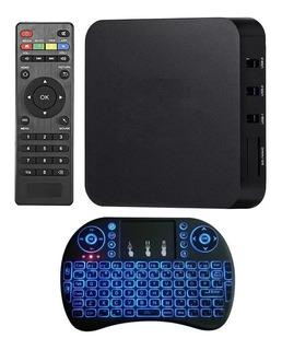 Kit Convertidor Smart Tv 1080p 4k Teclado Edicion Especial