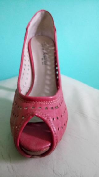 Zapato Boquita De Pescado