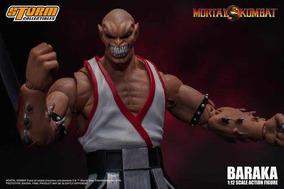 Baraka Mk - Storm Collectibles - Novo