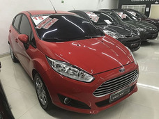 Ford Fiesta 1.6 Se Hatch 16v Powershift 2015
