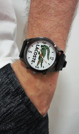 Relógio Masculino Esporte Grande Lindo Várias Cores