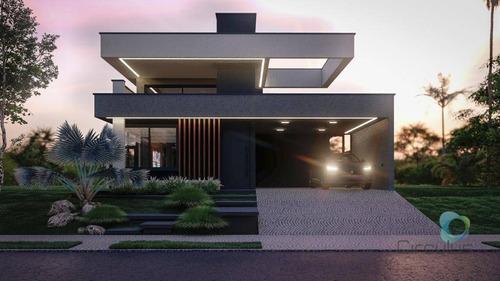Casa Térrea Com 3 Suites À Venda, 220 M² Por R$ 1.400.000 - Vila Do Golf - Ribeirão Preto/sp - Ca1941