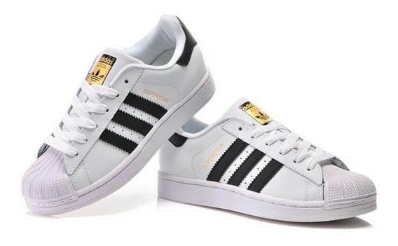 Zapatos Marca adidas Superstar Talla 39 Unisex