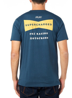 Remera Fox Supercharged Premium Tee #22478-007