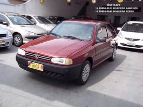Vw Volkswagen Gol 1.0 I Plus 1995 /1995 Ótimo Estado - Lindo