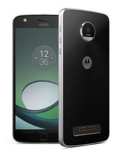 Motorola Moto Z Play Xt1635-02d 32gb Negro Libre Muy Buen E