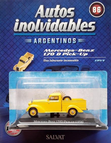Autos Inolvidables Argentinos 86 Mercedes-benz 170 D Pick-up