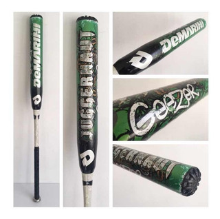Demarini Juggernaut 34x28 Composite Softbol Bat Hr Senior