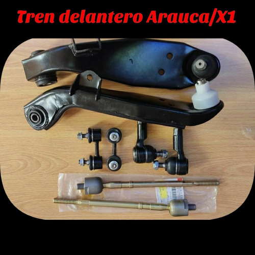 Imagen 1 de 1 de Tren Delantero Chery Arauca/x1/qq6