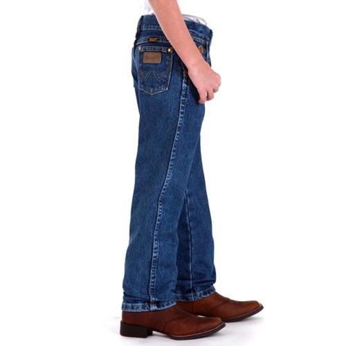 Wrangler Pantalones Vaqueros Del Estrecho Mercado Libre
