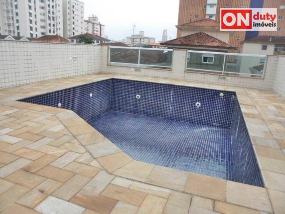 Sobrado Residencial Para Venda E Locação, Campo Grande, Santos. - So0294